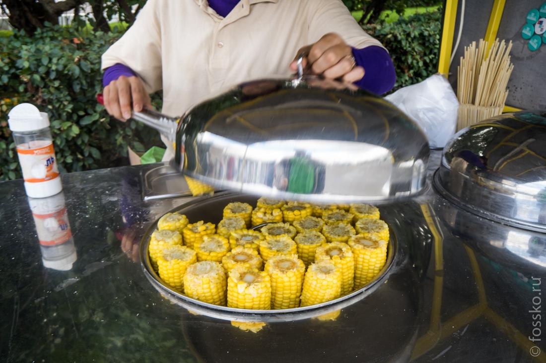Как приготовить кукурузу в зиму